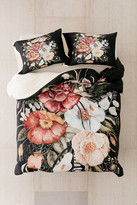 Deny Designs Shealeen Louise For Deny Roses And Poppies Bouquet Duvet Cover