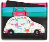 Kate Spade Women's Scenic Route Car Card Holder - Black