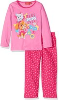 Nickelodeon Girl's Paw Patrol Pyjama Set