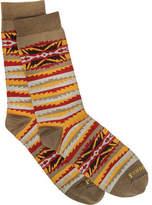 Pendleton Lahaina Wave Crew Sock (2 Pairs)