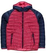 Jack Wolfskin Kids Zenon Jacket Junior Boys Windproof Breathable Padded Hooded