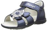 Primigi Baby Girls' Pbt 7050 First Walking Shoes blue Size: 5 Child UK