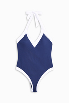 Heidi Klein Cape Cod One Piece Swimsuit