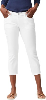 Tommy Bahama Ana Twill Crop Jeans