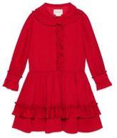 Gucci Little Girl's & Girl's Ruffle Dress