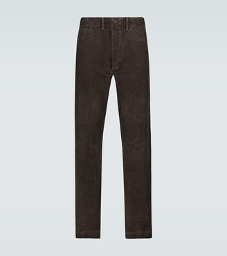 Ralph Lauren RRL Straight-fit corduroy pants