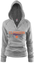 Soffe Clemson Tigers Rugby Hoodie - Women