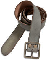 Lucky Brand Washed Brown Vintage Belt