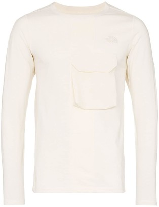 The North Face Black Series Steep Tech long-sleeved T-shirt