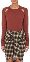 Etoile Isabel Marant Women's Klee Cutout Sweater