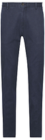 Tommy Hilfiger Check Suit Trousers, Navy