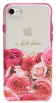 Kate Spade In Full Bloom Iphone 7 Case - Pink