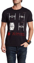 Junk Food Clothing The Force Awakens Tie Fighter Tee