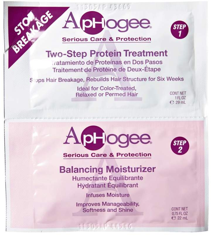 Aphogee Two Step Protein Treatment & Balanced Moisturizer