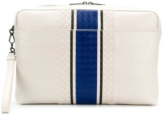 Bottega Veneta Intrecciato Weave Wash Bag