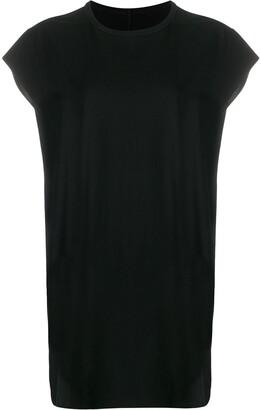 Rick Owens short-sleeve oversized T-shirt