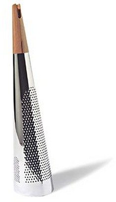 Alessi Todo Giant Stainless Steel & Wood Cheese Grater
