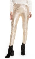 Free People Women's Faux Leather Leggings