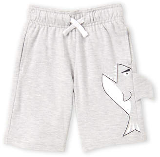 Seven Oaks (Boys 4-7) Shark Applique Shorts