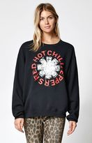 Bravado Red Hot Chili Peppers Crew Neck Sweatshirt