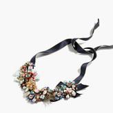 J.Crew Garland crystal necklace