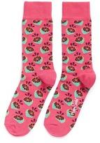 Happy Socks Lime socks