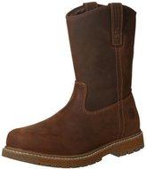 Muck Boot MuckBoots Men's Wellie Classic Work Boot,Brown,11 M US