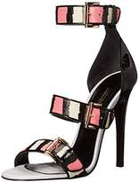 Just Cavalli Women's Buckled Strappy Dress Sandal