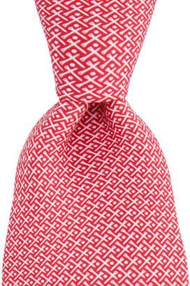 Vineyard Vines Mini Tees Printed Tie
