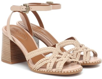 See By Chloã© Katie leather sandals