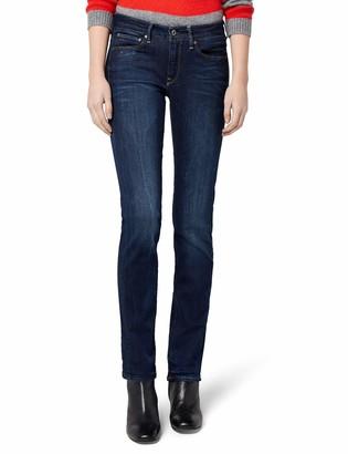 G Star Women's 3301 Contour High Waist Straight Jeans