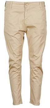 Meltin Pot LEESA women's Trousers in Beige