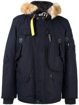 Parajumpers 'Right Hand Man Masterpiece' coat - men - Feather Down/Acrylic/Polyester/Coyote Fur - M