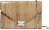 Loeffler Randall Elaphe shoulder bag