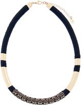 Accessorize Diamond Beaded Tort Necklace