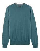 Jaeger Merino Crew Neck Sweater