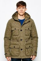 Sigston Quilted Cotton Anorak