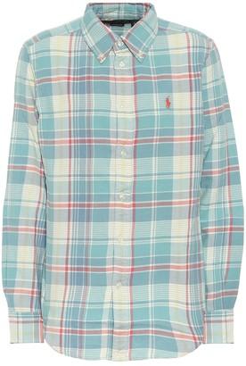 Polo Ralph Lauren Checked cotton shirt