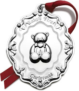 Mikasa Towle® Baby's First Christmas Ornament