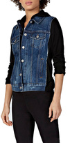 Bailey 44 Denim Terry Jacket