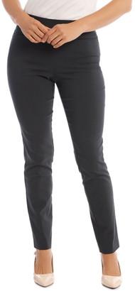 Regatta Essential Slim Full-Length Pant In Charcoal