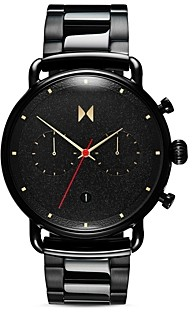 MVMT Caviar Chronograph, 47mm
