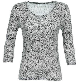 Ikks FOUGUE women's Blouse in Grey