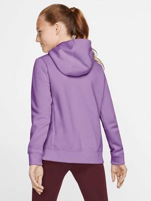 Nike Older Girls Pullover - Violet