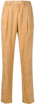 Forte Forte High-Waisted Corduroy Trousers