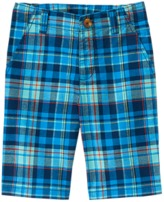 Crazy 8 Plaid Short