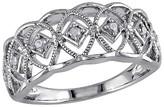 Allura 1/10 CT. T.W. Diamond Ring in Sterling Silver (I3)