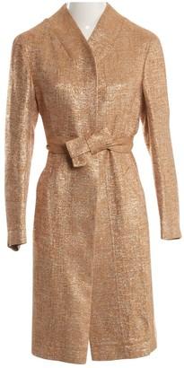 Wunderkind Gold Coat for Women