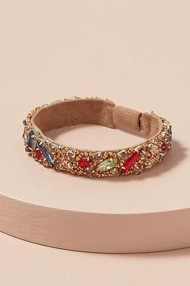 Anthropologie Deepa Christy Jewelled Bracelet