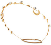 Jennifer Behr Gold-plated Swarovski Crystal Headband